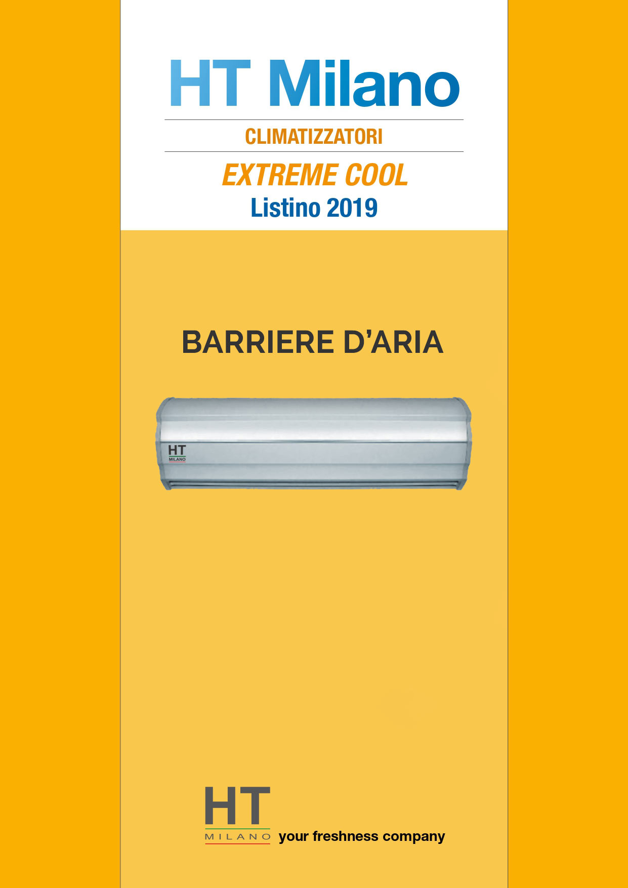 Catalogo Barriere D'aria