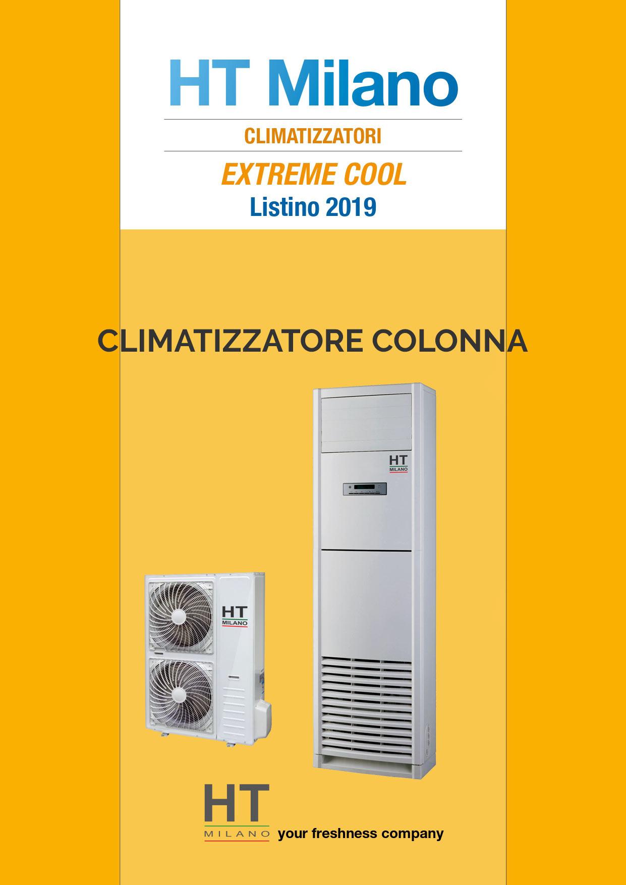 Catalogo Climatizzatore Colonna