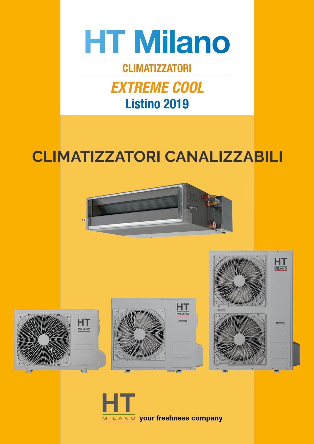 Catalogo Climatizzatore Canale