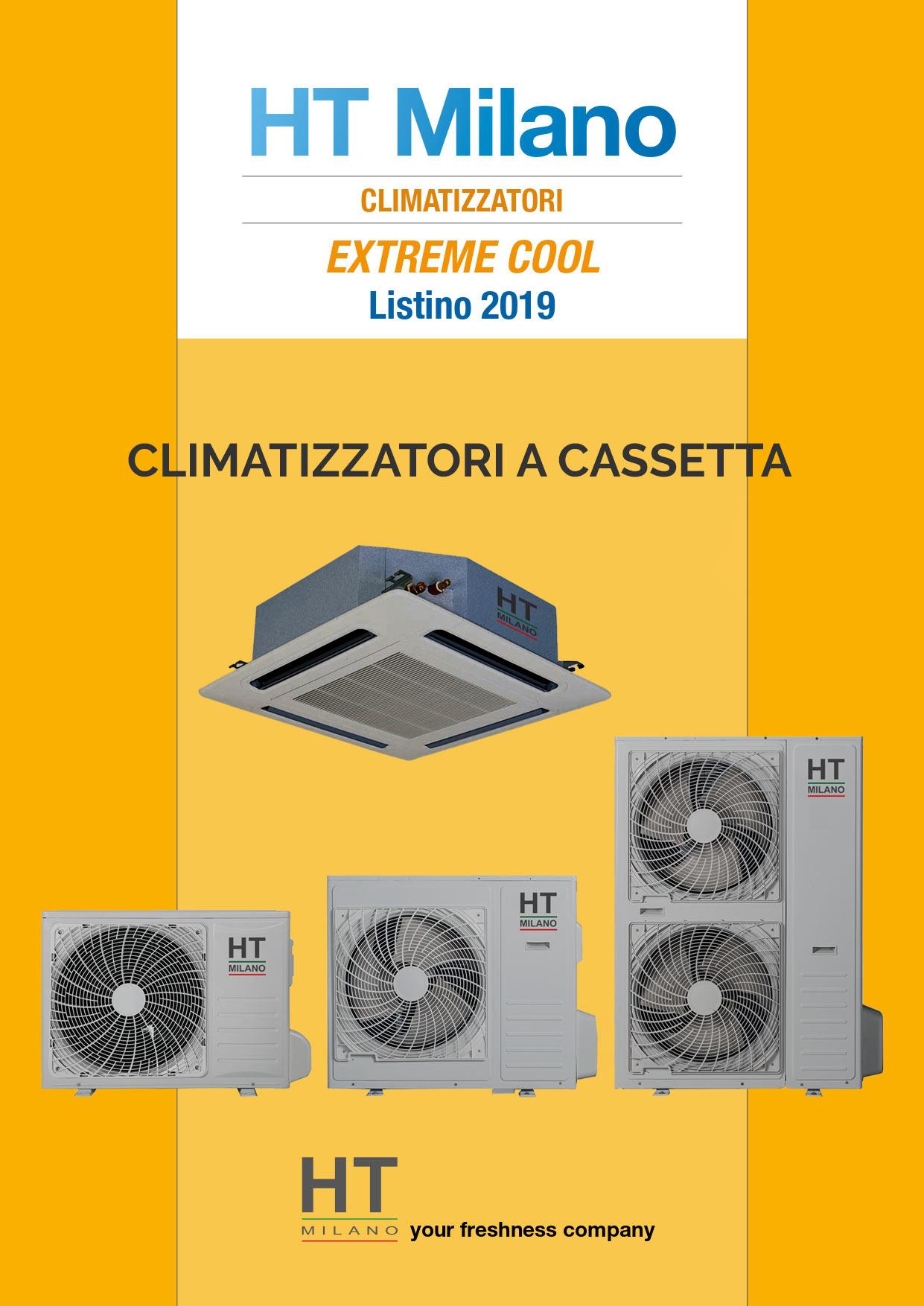 Catalogo Climatizzatore Cassetta