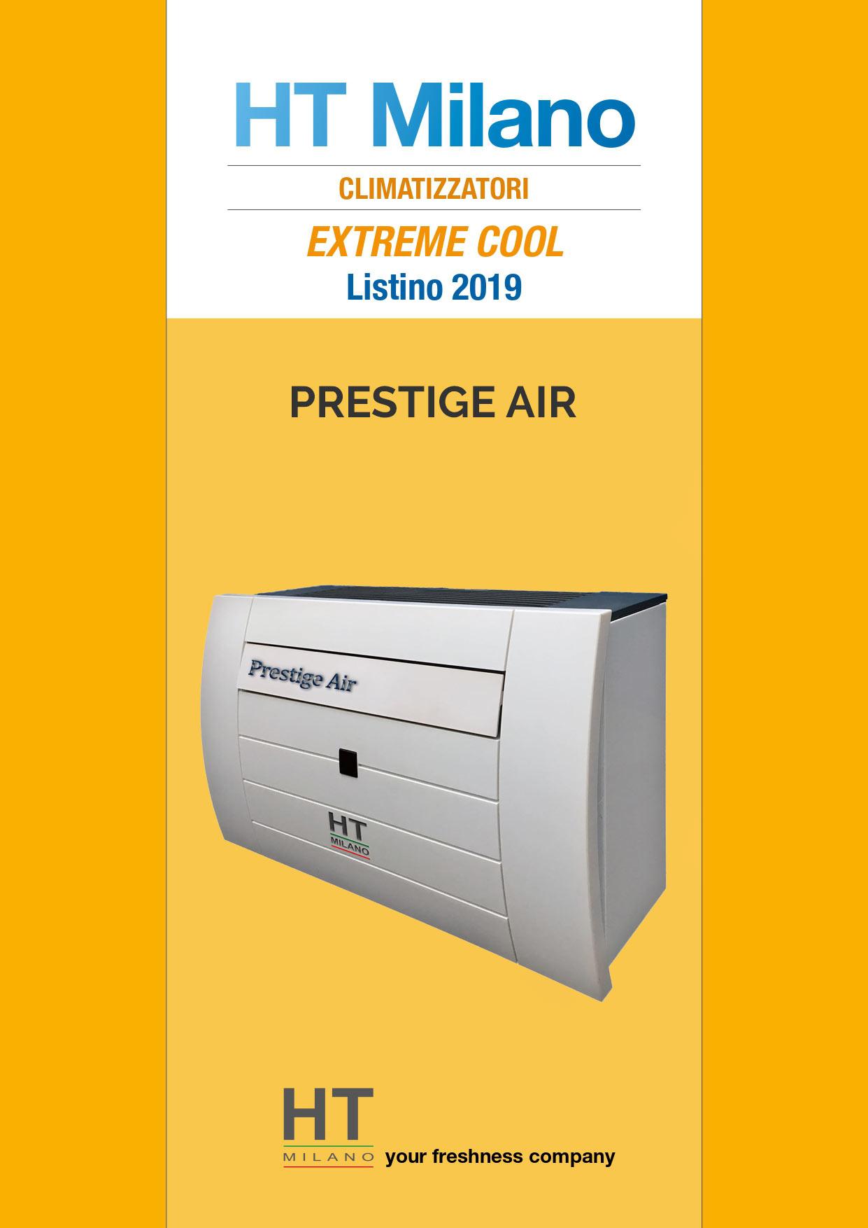 Monoblocco Prestige Air Senza Unità Esterna Condensato ad Aria